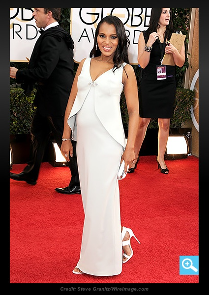 Kerry Washington – Balenciaga